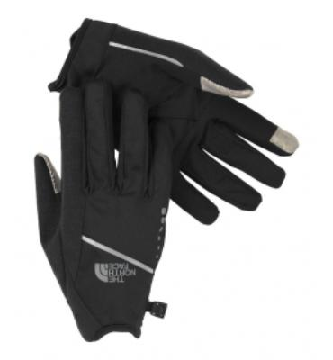 The North Face Runners Running Glove Size M Color TNFBlack