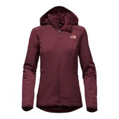 The North Face Shelbe Raschel Hoodie Womens Soft Shell Jacket