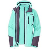 The North Face Womens Adele Triclimate Jacket - New