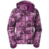 The  North  Face Womens Destiny Down Novelty Jacket (PAMPLONA PURPLE, S)