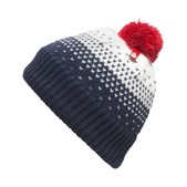 The North Face Youth Pom Pom Beanie Kids Hat