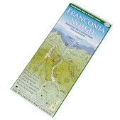 THE WILDERNESS MAP CO. Franconia Notch Map