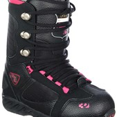 Thirty Two Prion Snowboard Boots Black/Pink - Women's