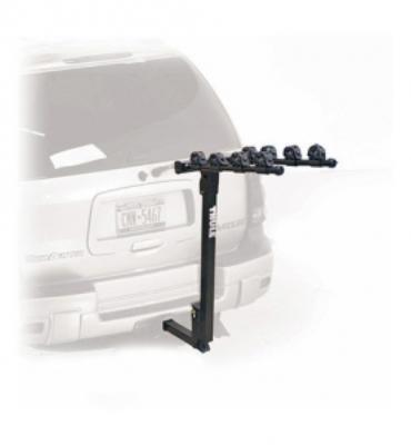THULE 957 Parkway 4-Bike Hitch Carrier, 1.25 in.