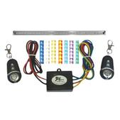 Tigress Multicolor Led Light Strip, Wiring Pack For Controller Kit