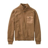 Timberland Browns Rugged 1/2 Neck - Men's