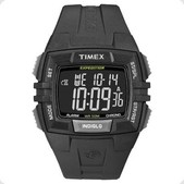 TIMEX Expedition Chrono Watch, Cat Black