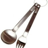 Titan Fork & Spoon