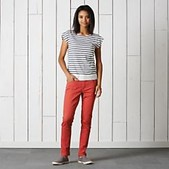 Toad&Co Womens Sisko Slim Pant - New