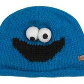 Toddler Cookie Monster Beanie