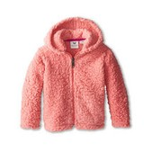 Toddler Fuzzy Buddy Bomber Hoody