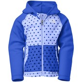 Toddler Glacier Full Zip Hoodie Girls