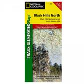 Trails Illustrated Black Hills Map /Northeast Map