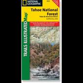 Trails Illustrated Tahoe National Forest: Yuba & American Rivers Topographic Map
