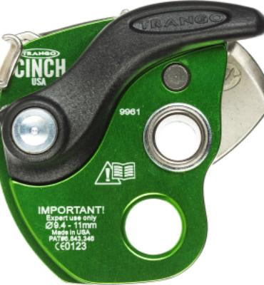 Trango Cinch Belay Device