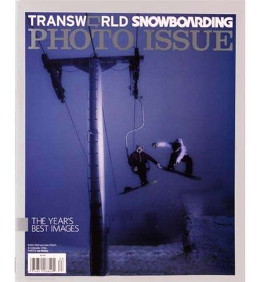 Transworld Snowboarding Photo Issue