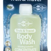 Trek & Travel Body Wash