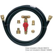 Trident Marine Low-Pressure Gas Grill Connection Kit without Hose