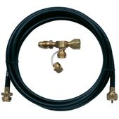 Trident Rubber High Pressure Barbecue Connection Kit