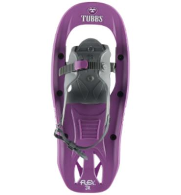 TUBBS Girls' Flex Jr. Snowshoes