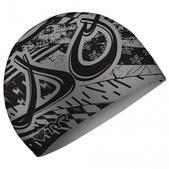 Tyr Sport Swim Cap, Do Work Silver