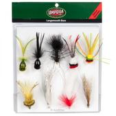 Umpqua Largemouth Bass Deluxe Fly Selection