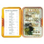 Umpqua Ultimate Trout Fly Selection with UPG Fly Box
