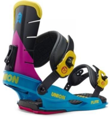 Union Flite Snowboard Bindings