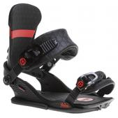 Union Milan Snowboard Bindings Black