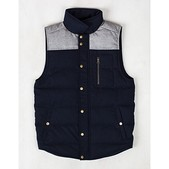 United By Blue Drummond Wool Vest for Men