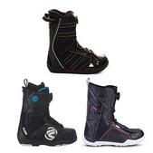 Used Premium Boa Boys Snowboard Boots