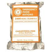 Ust Brands Emergency Food Bars, 6-pack