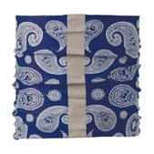 UV Dog Buff Neckwear, Small/Medium, Cash Blue