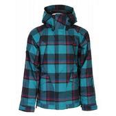 Vans Andreas Wiig Insulated Snowboard Jacket Eden Yarndye Pld