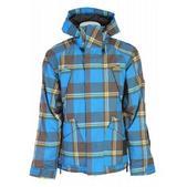 Vans Andreas Wiig Insulated Snowboard Jacket Vibrant Blue Yarn