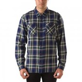 Vans Birch Plaid Buttondown Shirt (Men's)