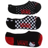 Vans Hello Kitty Canoodle Socks Dots