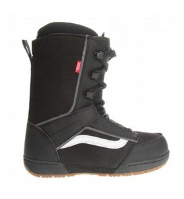 Vans Mantra Snowboard Boots Black/Black