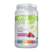 Vega One Berry Canister - 20 Servings