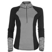 Velocity Contemporany 1/4 Zip Performance Long Sleeve - Women's