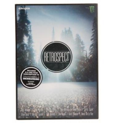 Videograss Retrospect Snowboard DVD
