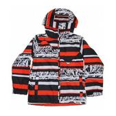 Volcom Airship Insulated Jacket Exploded Stone Stripe