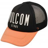 Volcom Endless Rays Women's Trucker Hat - Coral