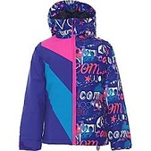 Volcom Girls Birds Insulated Jacket - Closeout