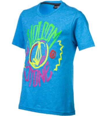 Volcom Livid Color T-Shirt - Short-Sleeve - Boys'