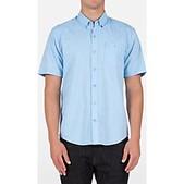 Volcom Mens Everett Oxford Short Sleeve Shirt - Sale