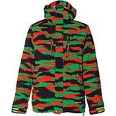Volcom Mens Fatigue 4 Way Stretch Jacket