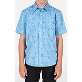 Volcom Mens Inkstead Short Sleeve Shirt - Sale