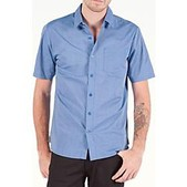 Volcom Mens Weirdoh Solid Short Sleeve