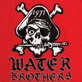 Water Brothers Pirate Large T-Shirt